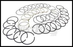 Omix-ADA Piston Ring Set For 1971-91 CJ Series & Full Size With 8 CYL AMC 360 Standard Size 17430.31
