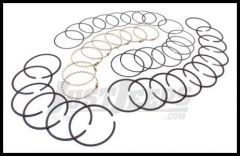 Omix-ADA Piston Ring Set For 1971-91 CJ Series & Full Size With 8 CYL AMC 360 .030 Oversized 17430.34