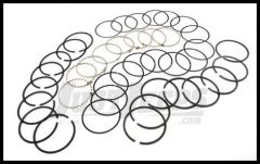 Omix-ADA Piston Ring Set For 1971-91 CJ Series & Full Size With 8 CYL AMC 401 .020 Oversized 17430.36