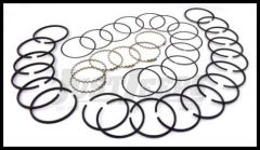Omix-ADA Piston Ring Set For 1993-95 Grand Cherokee ZJ With 5.2L Standard Set 17430.38