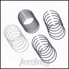 Omix-ADA Complete Engine Piston Ring Set For 2007-11 Jeep Wrangler JK 2 Door & Unlimited 4 Door Models With 3.8L Engines Standard Diameter 17430.56