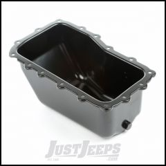 Omix-ADA Oil Pan For 2007-11 Jeep Wrangler JK 2 Door & Unlimited 4 Door Models With 3.8L Engines 17437.03
