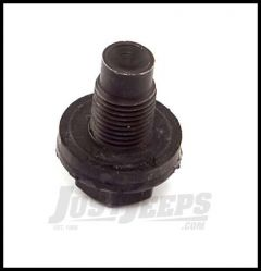 Omix-ADA Oil Drain Plug For 1992-06 Jeep Wrangler YJ TJ & Cherokee XJ With 4.0L engine 17438.04