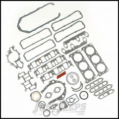 Omix-ADA Full Engine Gasket Set For 1984-86 Jeep Cherokee XJ With 2.8L Engine 17440.16
