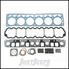 Omix-ADA Upper Engine Gasket Set For 2000-06 Jeep Wrangler TJ & TJ Unlimited Models, 1999-01 Jeep Cherokee XJ & 1999-04 Grand Cherokee With 4.0Ltr Engine 17441.14