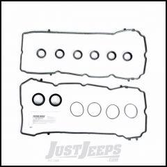 Omix-ADA Valve Cover Gasket Set For 2012-18 Jeep Wrangler JK 2 Door & Unlimited 4 Door Models & 2011-18 Jeep Grand Cherokee With 3.6L Engines 17447.26