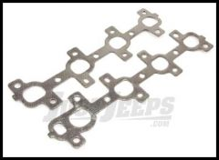 Omix-ADA Exhaust Manifold Gasket Set For 1999-06 Grand Cherokee With 4.7L 17450.12