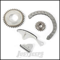 Omix-ADA Timing Belt Kit For 2003-06 Jeep Wrangler TJ Models & Jeep Liberty With 2.4L Engines 17452.16