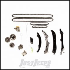 Omix-ADA Timing Chain Set With Sprockets For 2012-15 Jeep Wrangler JK 2 Door & Unlimited 4 Door Models With 3.6Ltr Engines 17452.30