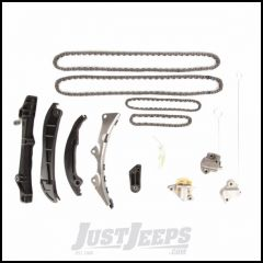 Omix-ADA Timing Chain Set Without Sprockets For 2012-15 Jeep Wrangler JK 2 Door & Unlimited 4 Door Models With 3.6Ltr Engines 17452.31