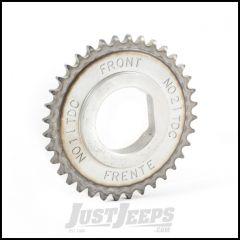 Omix-ADA Timing Crankshaft Sprocket For 2003-06 Jeep Wrangler TJ Models With 2.4L Engines 17455.19