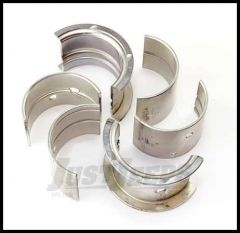 Omix-ADA Bearing Set Main For 1941-71 M & CJ Series With 4 CYL 134, .030 Oversized 17465.04