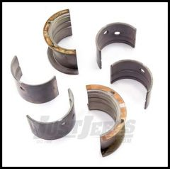 Omix-ADA Bearing Set Main For 1941-71 M & CJ Series With 4 CYL 134, .050 Oversized 17465.06
