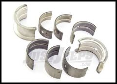 Omix-ADA Bearing Set Main For 1948-64 CJ Series With 226 6 cyl, .060 Oversized 17465.32