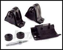 Omix-ADA Engine & Transmission Mount Kit For 1987-95 Jeep Wrangler YJ With 6 CYL 17474.04