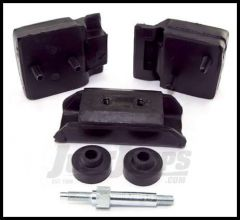 Omix-ADA Engine & Transmission Mount Kit For 1974-83 Jeep CJ Series With 8 CYL 17474.05