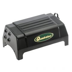 Quadratec Integrated Solenoid Cover for Integrated Q Series Winches 92123.6014