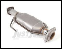 Omix-ADA Direct Fit Catalytic Converter For 2000-02 Jeep Wrangler TJ With 4.0L After 1-24-00 17604.15