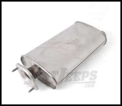 Omix-ADA Muffler For 2000-06 Jeep Wrangler TJ After 1-24-00 (not Unlimited Model) 17609.24