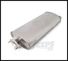 Omix-ADA Muffler For 2002-07 Jeep Liberty KJ With 3.7L 17609.25