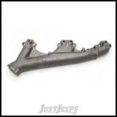 Omix-ADA Exhaust Manifold For 1974-81 Jeep CJ Series & 1972-79 Jeep Full Size With V8 Passenger Side 17624.12