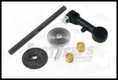 Omix-ADA Exhaust Manifold Repair Hardware Kit For 1945-52 Jeep CJ Series With L-Head 17625.01