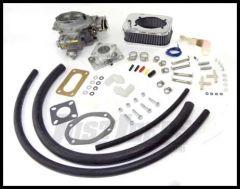 Omix-ADA Weber Carburetor Assembly For 1983-88 Jeep CJ Series & Wrangler YJ With 2.5L (K552-34) 17702.04