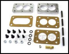 Omix-ADA Weber Carburetor Adapter For 1972-90 Jeep CJ Series &Wrangler YJ With 4.2L For K551 Carburetor 17704.03