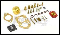 Omix-ADA Carburetor Rebuild Kit For 1941-53 Jeep M & CJ Series With 134 L-Head With Solex Carburetor 17705.01