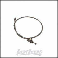 Omix-ADA Throttle Control Cable For 1993-96 Jeep Grand Cherokee ZJ, 1991-01 Jeep Cherokee XJ & 1991-92 Comanche MJ 17716.16