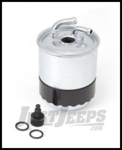 Omix-ADA Fuel Filter For 2007-09 Jeep Grand Cherokee WK With 3.0L Diesel 17718.07