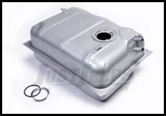 Omix-ADA Fuel Tank For 1987-90 Jeep Wrangler YJ With 2.5L With 15 Gal Steel Tank 17720.12
