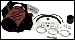 Rugged Ridge Polished Aluminum Air Intake Kit 3.8L V6 Engine 2007-11 JK Wrangler, Rubicon and Unlimited 17750.06