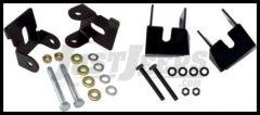 Rugged Ridge Front & Rear Control Arm Skid Plate For 2007-18 Jeep Wrangler JK 2 Door & Unlimited 4 Door Models 18003.37