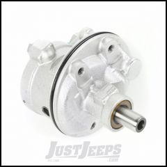 Omix-ADA Power Steering Pump For 1980-86 Jeep CJ Models With GM 2.5L, 4.2L, Or 5.0L Engine 18008.01