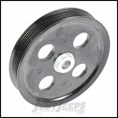 Omix-ADA Power Steering Pulley For 2007-11 Jeep Wrangler JK 2 Door & Unlimited 4 Door Models With 3.8L Engines 18011.02