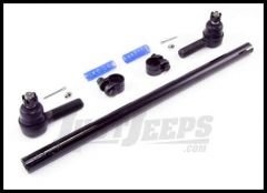 Omix-ADA Tie Rod Assembly For 1949-71 Jeep CJ Series With 4 Cyl (Driver Side With Tube) 18046.02