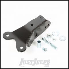 Rugged Ridge HD Track Bar Drop Bracket For 2007-18 Jeep Wrangler JK 2 Door & Unlimited 4 Door Models 18205.24