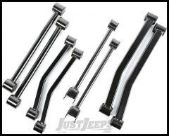 Rugged Ridge Control Arm Kit Front & Rear For 2007-18 Jeep JK 2 Door & Unlimited 4 Door Models 18282.38