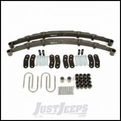 Omix-ADA Rear Leaf Spring Kit For 1987-95 Jeep Wrangler YJ With HD Shackles 18290.10