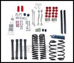 "Rugged Ridge ORV 4"" Suspension Lift Kit For 2003-06 TJ Wrangler and Rubicon 18401.41"
