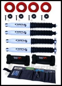 "Rugged Ridge ORV 2"" Spacer Lift Kit W/Shocks 1997-06 TJ Wrangler, Rubicon and Unlimited 18415.33"