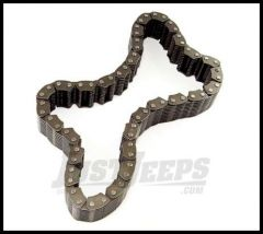 Omix-ADA NP207 Drive Chain For 1984-87 Jeep Wrangler YJ & Cherokee XJ & 1980-89 Jeep  Full Size 18612.02