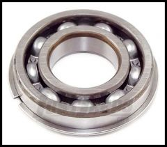 Omix-ADA T84 & SR4 Front Input Shaft Bearing For 1941-45 Jeep Willys & MB (T84), 1980-81 Jeep CJ Series (SR4 Also Fits Rear Mainshaft) 18891.02