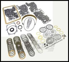 Omix-ADA AW4 Overhaul Kit For 1987-01 Jeep Cherokee XJ With 2.5L or 4.0L 19001.03
