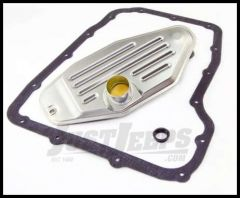 Omix-ADA Automatic Transmission Filter Kit For 1999-06 Jeep Grand Cherokee & 2002-06 Liberty V6 4WD With 45RFE 19003.03