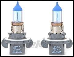PIAA H13 Xtreme White Plus Bulbs Twin Pack For 2007-18 Jeep Wrangler JK 2 Door & Unlimited 4 Door Models 19618
