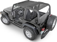 SpiderWebShade SW1-TJ Top for 97-06 Jeep Wrangler TJ SW1-TJ-