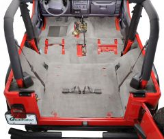 Auto Custom Carpets Premium Replacement Carpet Kit for 97-98 Jeep Wrangler TJ 14468TJ97-