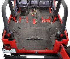 Auto Custom Carpets Premium Replacement Carpet Kit for 99-02 Jeep Wrangler TJ 14468-